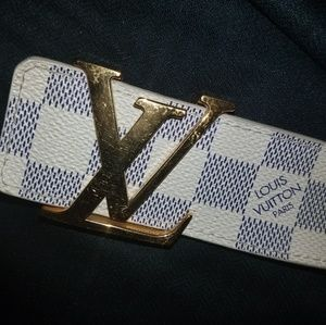 Men's Louis Vuitton belt